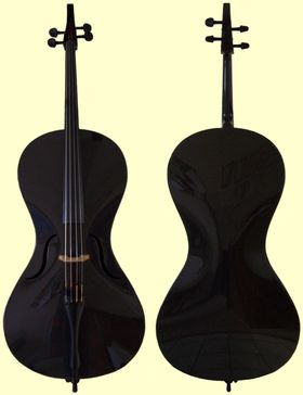 Luis & Clark or Mezzo-Forte Carbon Graphite Cello