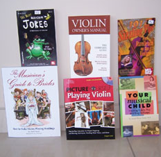 Music-related books