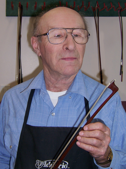Robert Jackson - Bow Maker